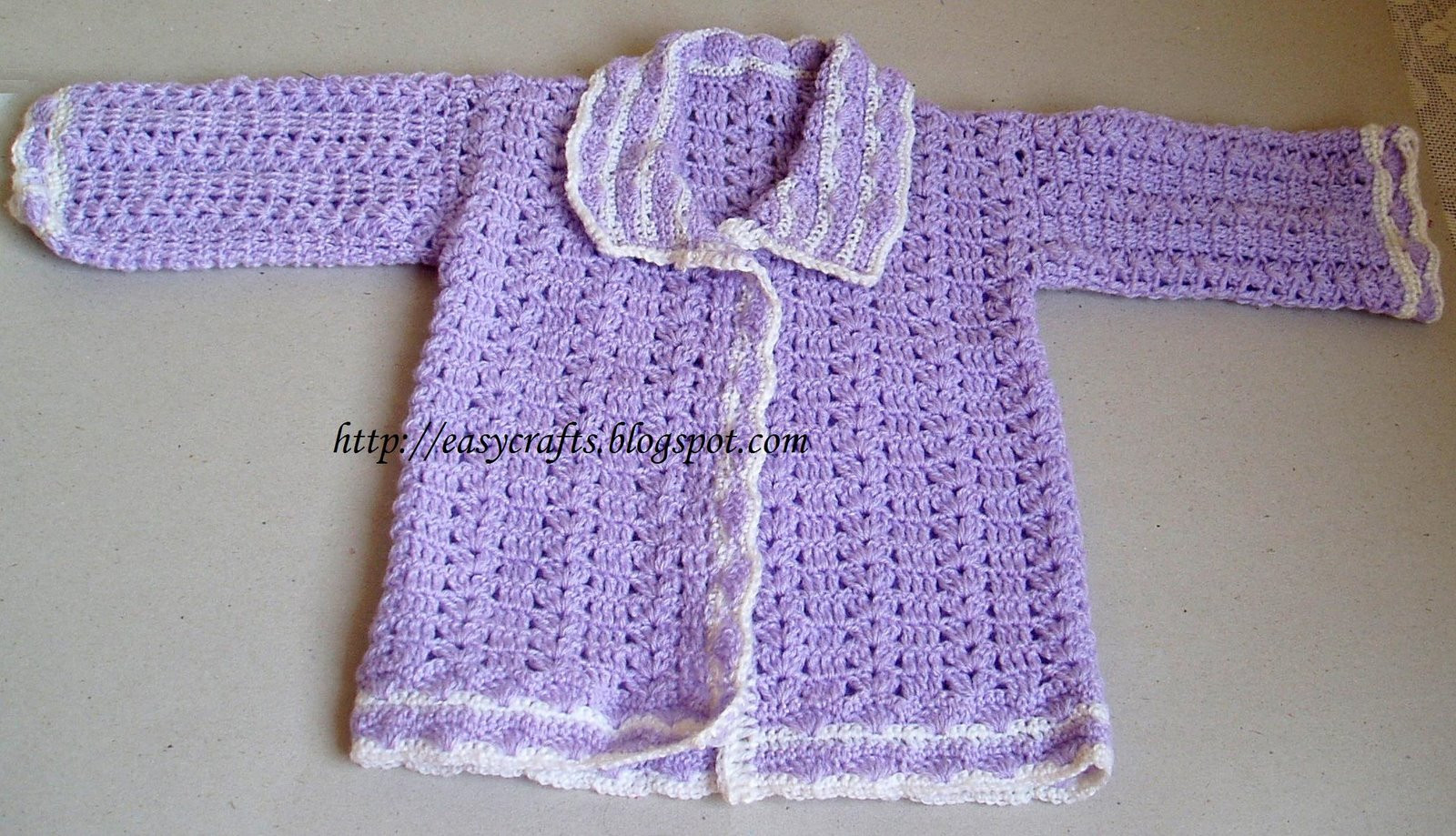 Easy Crochet Baby Sweater Lovely Easy Crafts Explore Your Creativity March 2009 Of Gorgeous 42 Models Easy Crochet Baby Sweater