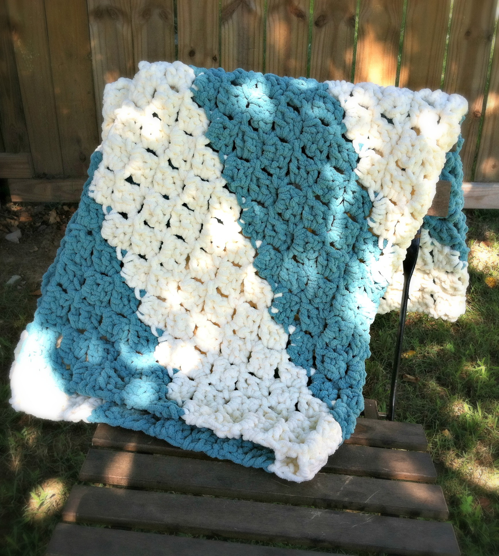 Easy Crochet Blanket Patterns Lovely Quick and Easy Baby Blanket Free Crochet Pattern Of Amazing 50 Ideas Easy Crochet Blanket Patterns