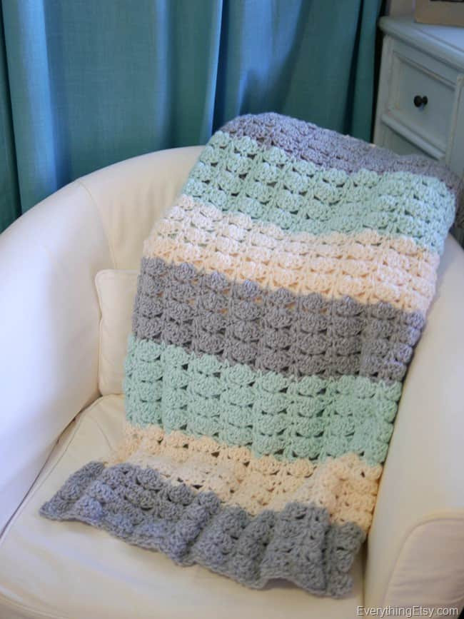 Easy Crochet Blanket Patterns Luxury 20 Awesome Crochet Blanket Patterns for Beginners Ideal Me Of Amazing 50 Ideas Easy Crochet Blanket Patterns