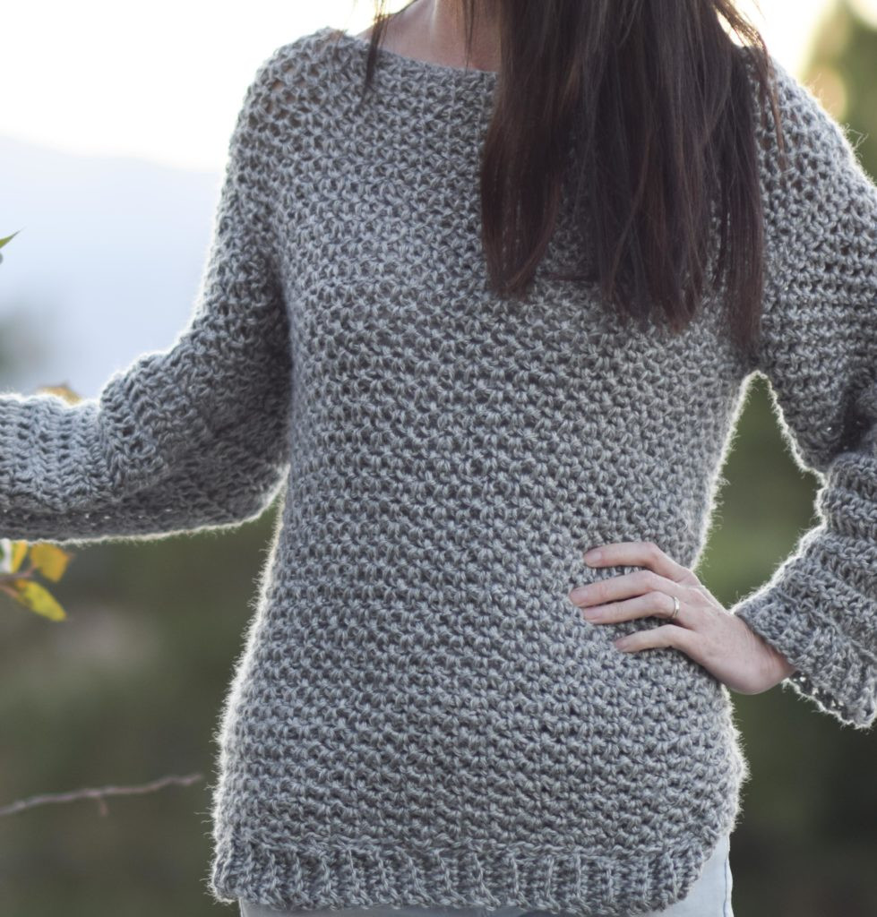 Easy Crochet Cardigan Pattern Beautiful How to Make An Easy Crocheted Sweater Knit Like – Mama Of Perfect 41 Models Easy Crochet Cardigan Pattern