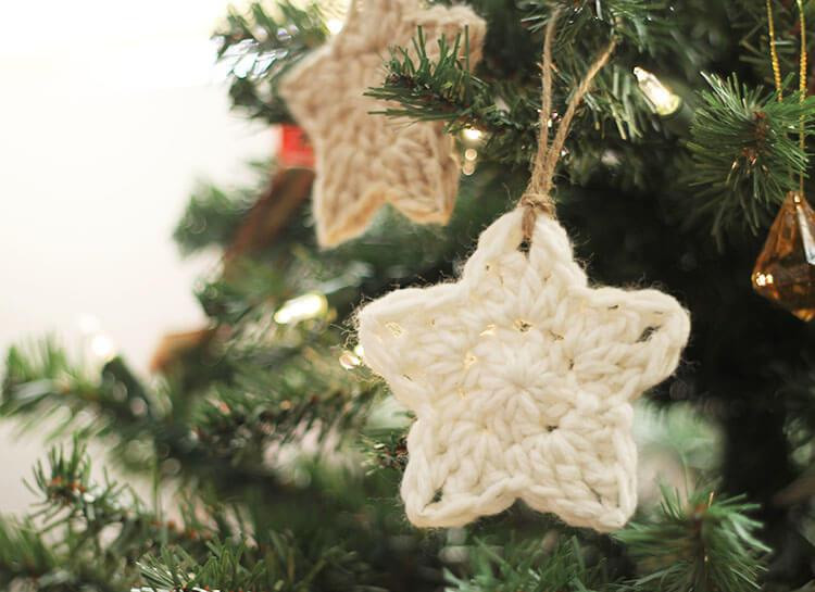 Easy Crochet Christmas ornaments Beautiful Crochet Star ornaments – Free Pattern Of Contemporary 43 Photos Easy Crochet Christmas ornaments