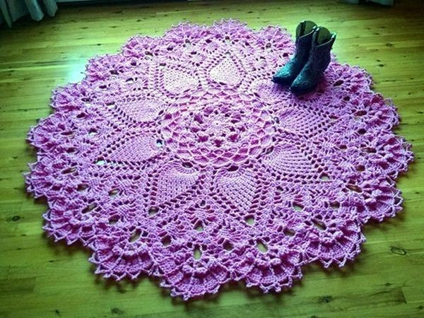 Easy Crochet Doily Elegant 1661 Best Crochet Doily Images On Pinterest Of New 41 Pics Easy Crochet Doily