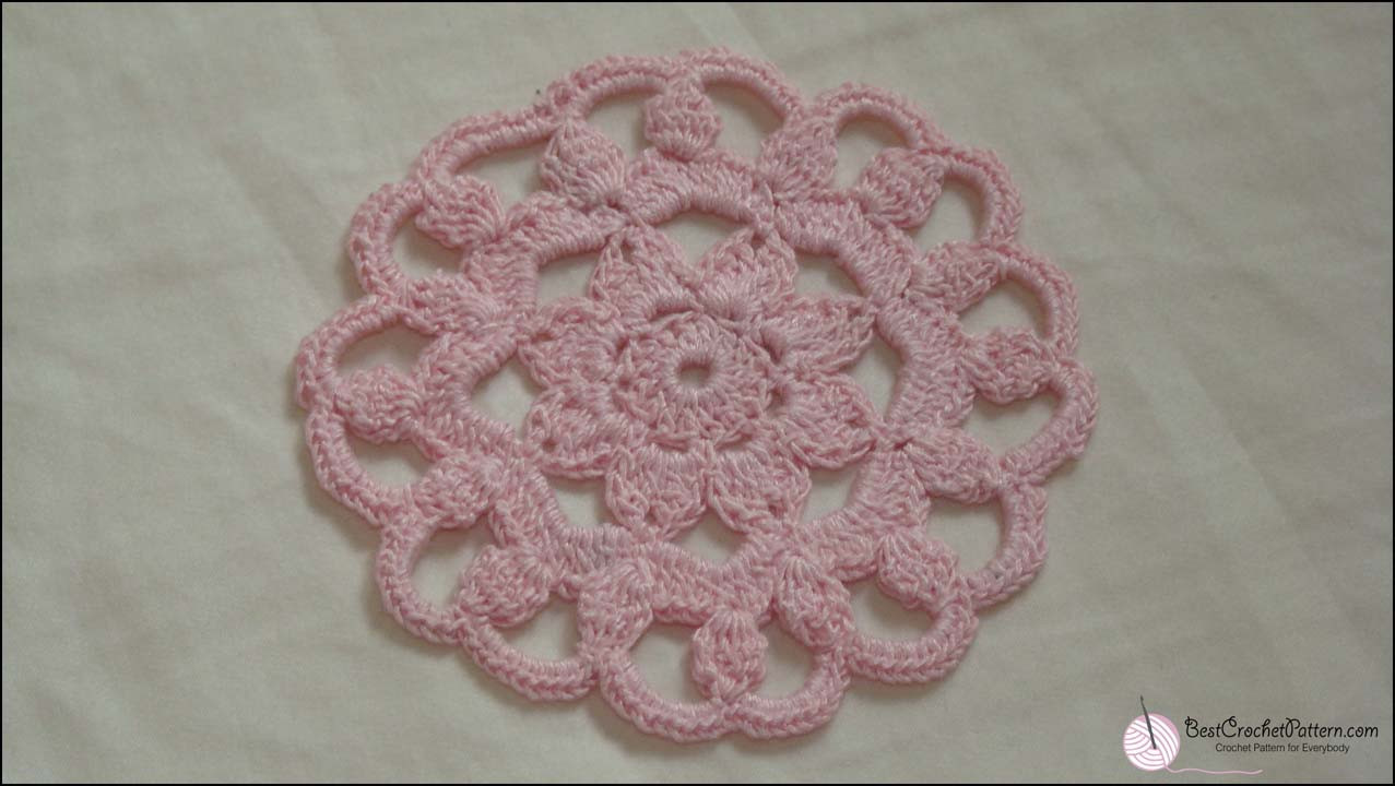 Easy Crochet Doily Fresh Easy Crochet Doily Patterns Of New 41 Pics Easy Crochet Doily