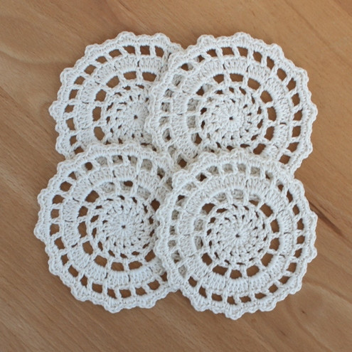 Easy Crochet Doily Inspirational Fast Easy Crochet Doilies Patterns Of New 41 Pics Easy Crochet Doily
