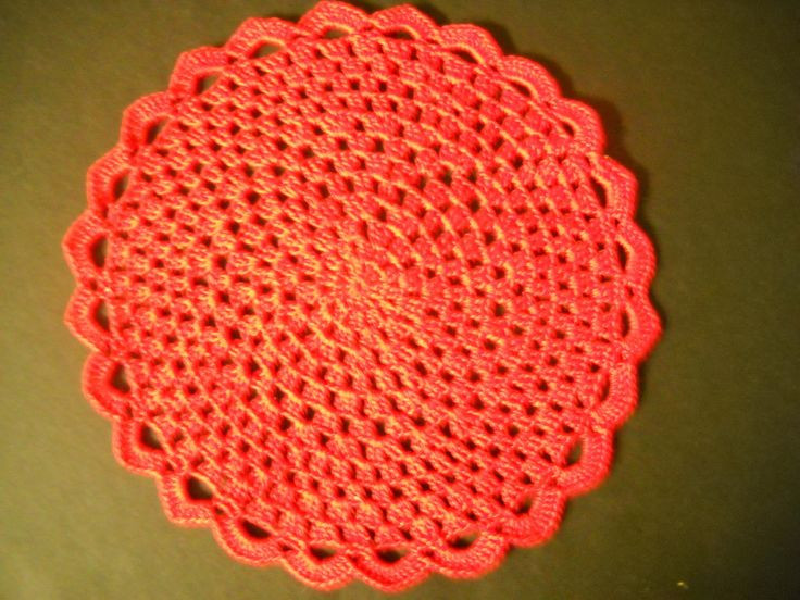 17 Best images about Crochet Doilies on Pinterest