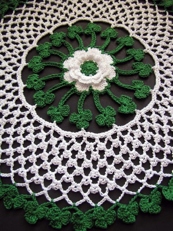 Easy Crochet Doily Patterns Awesome 40 Pretty and Easy Crochet Doily for Beginners Bored Art Of Adorable 43 Pictures Easy Crochet Doily Patterns