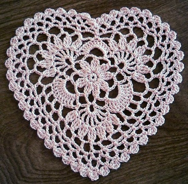 Easy Crochet Doily Patterns Beautiful 40 Pretty and Easy Crochet Doily for Beginners Bored Art Of Adorable 43 Pictures Easy Crochet Doily Patterns
