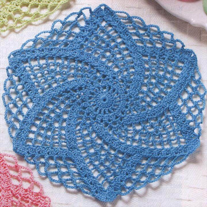 Easy Crochet Doily Patterns Lovely 42 Quick & Easy Crochet Doily Pattern Of Adorable 43 Pictures Easy Crochet Doily Patterns