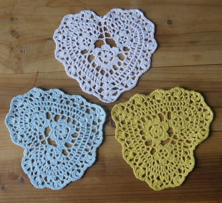 Easy Crochet Doily Patterns Luxury 42 Quick & Easy Crochet Doily Pattern Of Adorable 43 Pictures Easy Crochet Doily Patterns