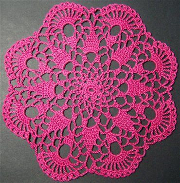 Easy Crochet Doily Patterns New Easy Doily Patterns for Beginners Of Adorable 43 Pictures Easy Crochet Doily Patterns