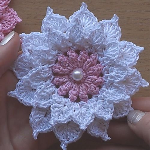 Easy Crochet Flower Pattern New A Guide to Crochet Flower Patterns Crochet and Knitting Of Beautiful 46 Pictures Easy Crochet Flower Pattern