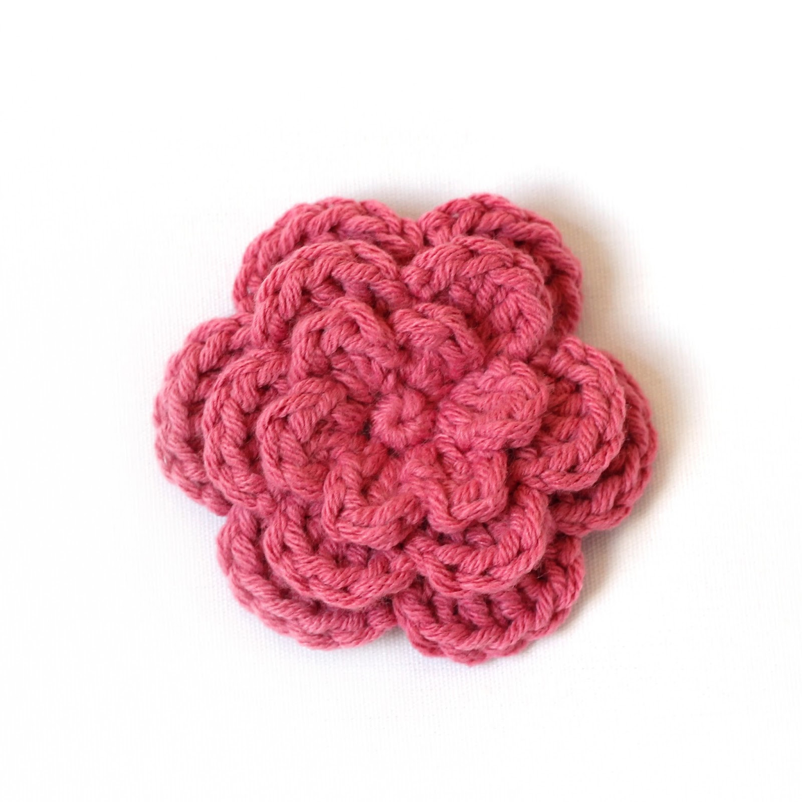 Easy Crochet Flower Patterns Free New Crocheting the Day Away Tutorials and Free Patterns Of Innovative 47 Images Easy Crochet Flower Patterns Free
