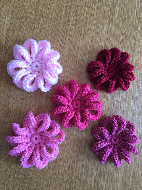 Easy Crochet Flower Patterns Free Unique [free Pattern] This Crochet Loopy Flower Looks so Real Of Innovative 47 Images Easy Crochet Flower Patterns Free