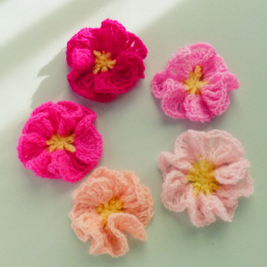 Easy Crochet Flower Patterns Free Unique Simple Crochet Flowers Instructions Of Innovative 47 Images Easy Crochet Flower Patterns Free