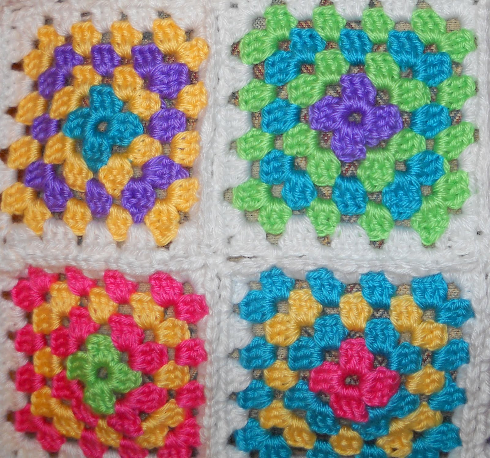 Easy Crochet Granny Squares Free Patterns Best Of Granny Squares Crochet Pattern – Easy Crochet Patterns Of Lovely 40 Ideas Easy Crochet Granny Squares Free Patterns