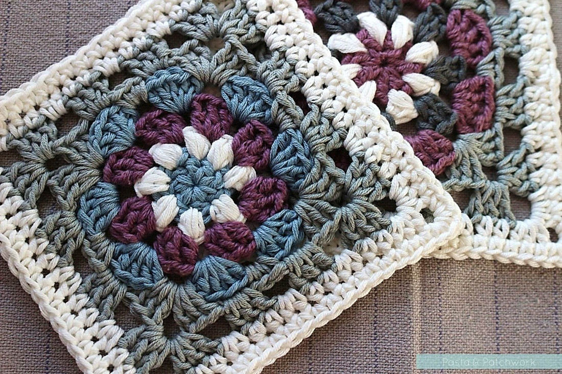 Easy Crochet Granny Squares Free Patterns Inspirational Crochet Lily Pad Granny Square [free Crochet Pattern Of Lovely 40 Ideas Easy Crochet Granny Squares Free Patterns