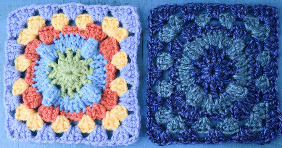 Easy Crochet Granny Squares Free Patterns Luxury Crochet Pattern Circle and Popcorn Granny Square Of Lovely 40 Ideas Easy Crochet Granny Squares Free Patterns
