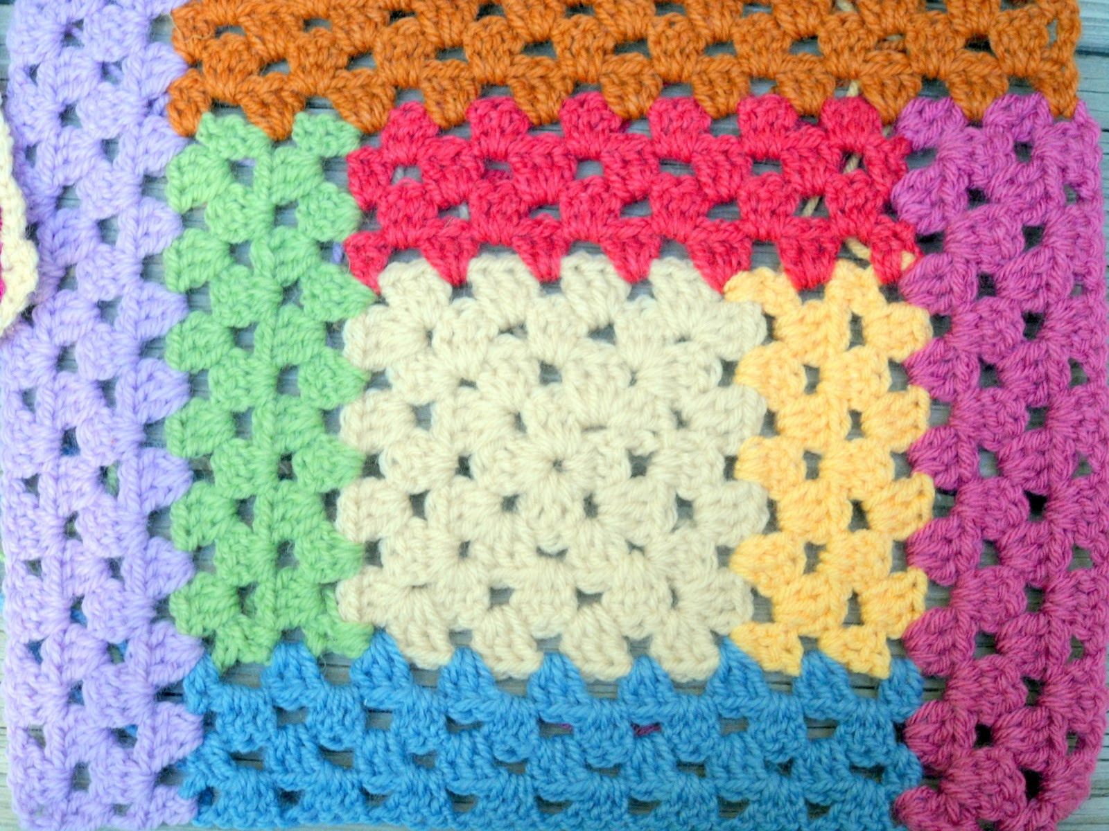 Easy Crochet Granny Squares Free Patterns New Easy Crochet Pattern Granny Gone Wild Crochet Along Of Lovely 40 Ideas Easy Crochet Granny Squares Free Patterns