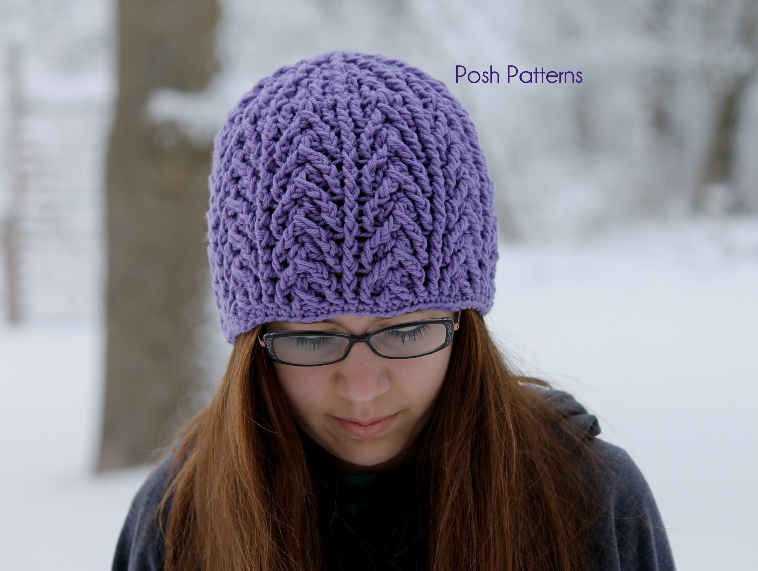 Crochet Beanie Hat Pattern Men