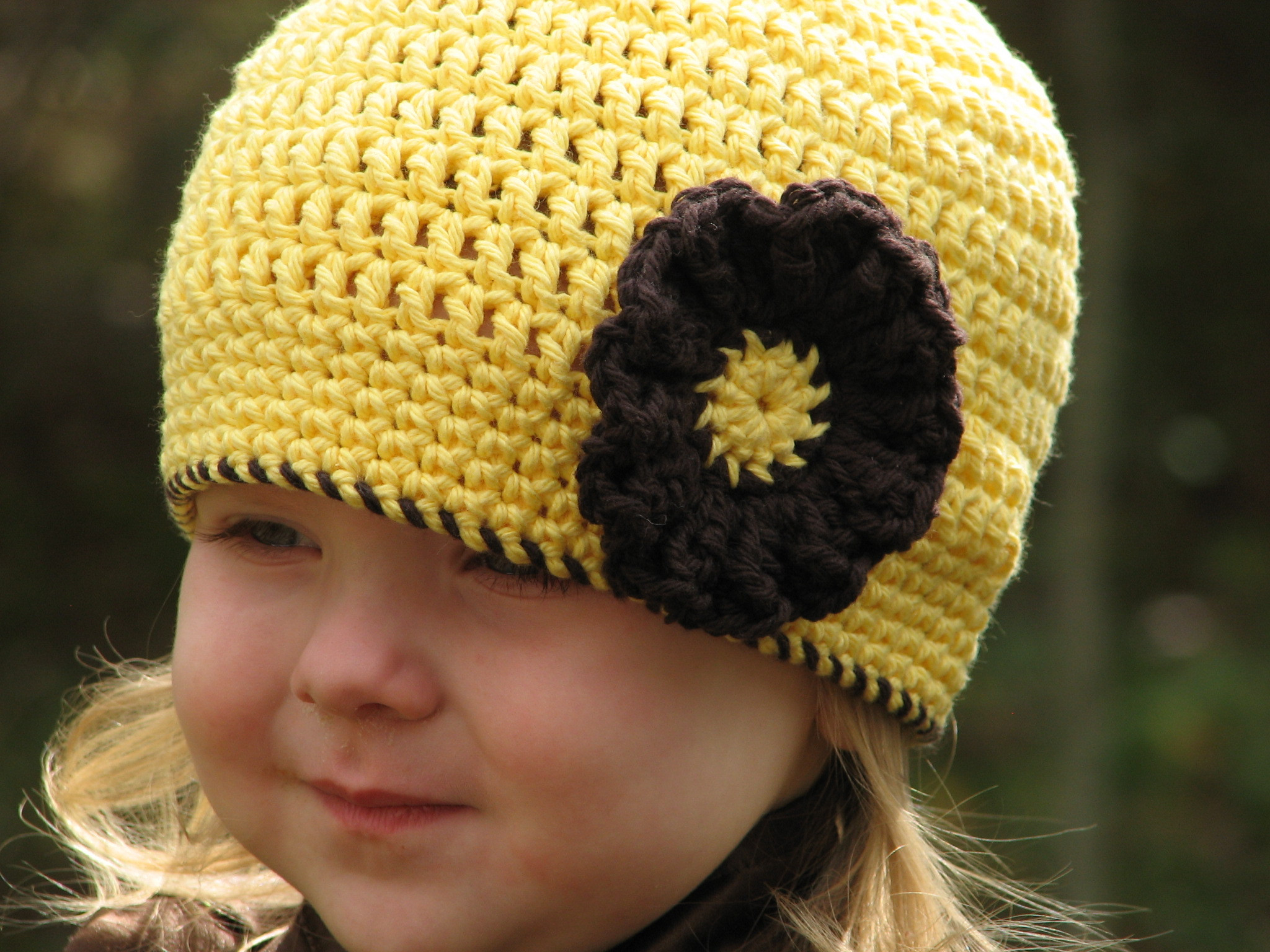 Easy Crochet Hat Awesome Sunshine Beanie Crochet Pattern Giveaway Ambassador Of Delightful 50 Models Easy Crochet Hat