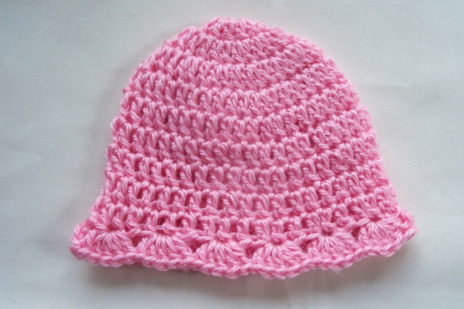 Easy Crochet Hat Elegant Pdf Simple Crochet Baby Hat Pattern by 4pennygirl Hats Of Delightful 50 Models Easy Crochet Hat
