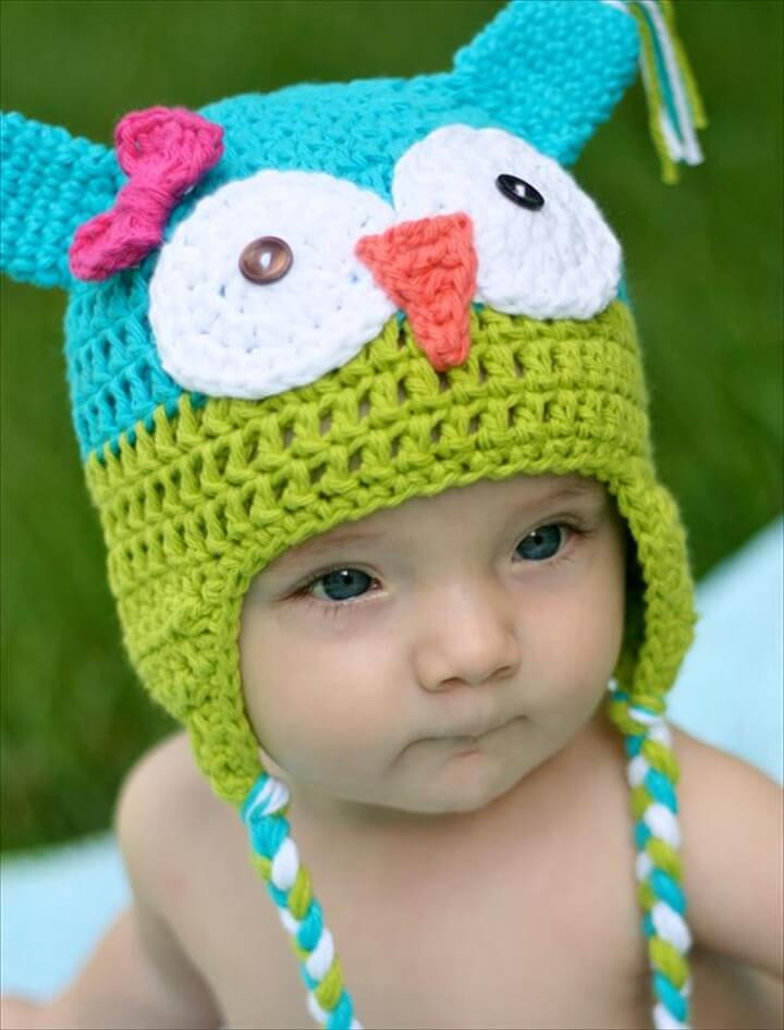 Easy Crochet Hat Fresh 16 Easy Crochet Hats for Kid S Of Delightful 50 Models Easy Crochet Hat