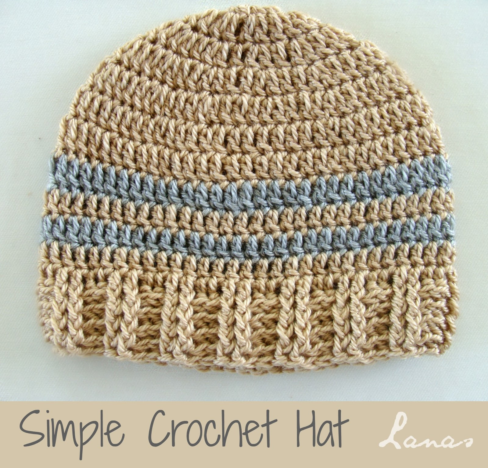 Easy Crochet Hat Patterns Luxury Lanas De Ana Ideas Simple Hats Of Innovative 46 Pictures Easy Crochet Hat Patterns
