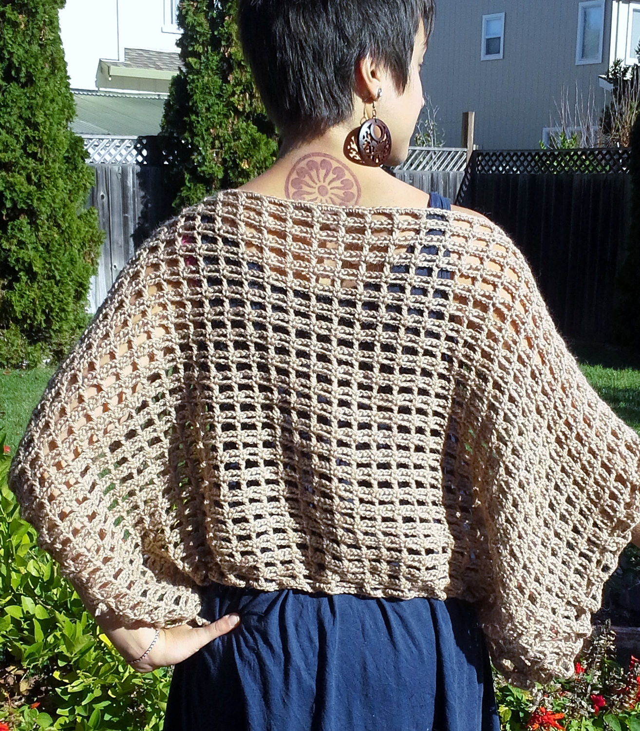 Easy Crochet Poncho Pattern Awesome Crochet Poncho Sweater Pattern the Not A Poncho top Pattern Of Amazing 43 Pics Easy Crochet Poncho Pattern