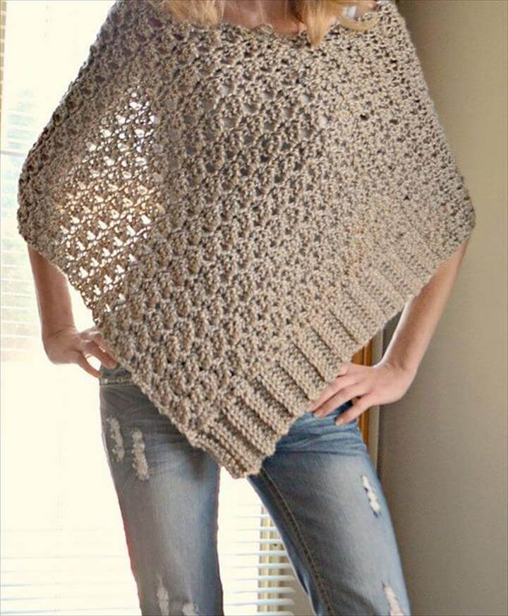 Easy Crochet Poncho Pattern Best Of 24 Lots Inspiration Crochet Poncho Design Of Amazing 43 Pics Easy Crochet Poncho Pattern