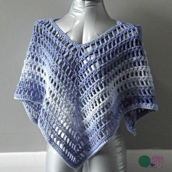 Easy Crochet Poncho Pattern Best Of Simple Summer Poncho Crochetn Crafts Of Amazing 43 Pics Easy Crochet Poncho Pattern