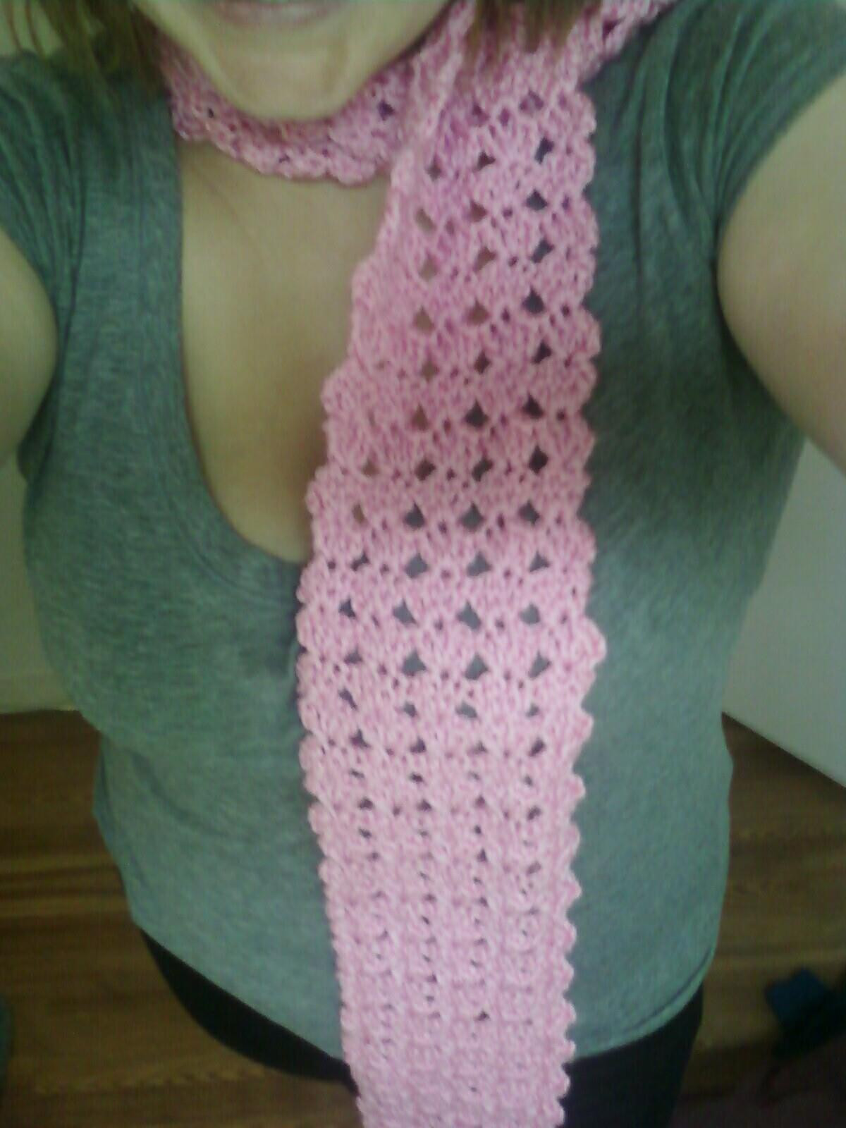 Easy Crochet Scarf Patterns Awesome Crochet Chiq Shell Stitch Scarf Of Attractive 42 Ideas Easy Crochet Scarf Patterns