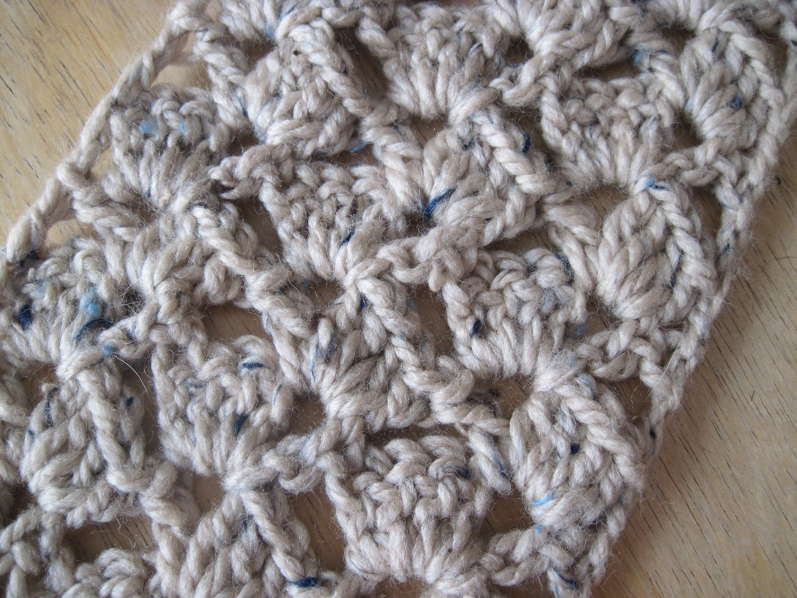Getting Hooked My Crochet Scarf Super Easy Pattern