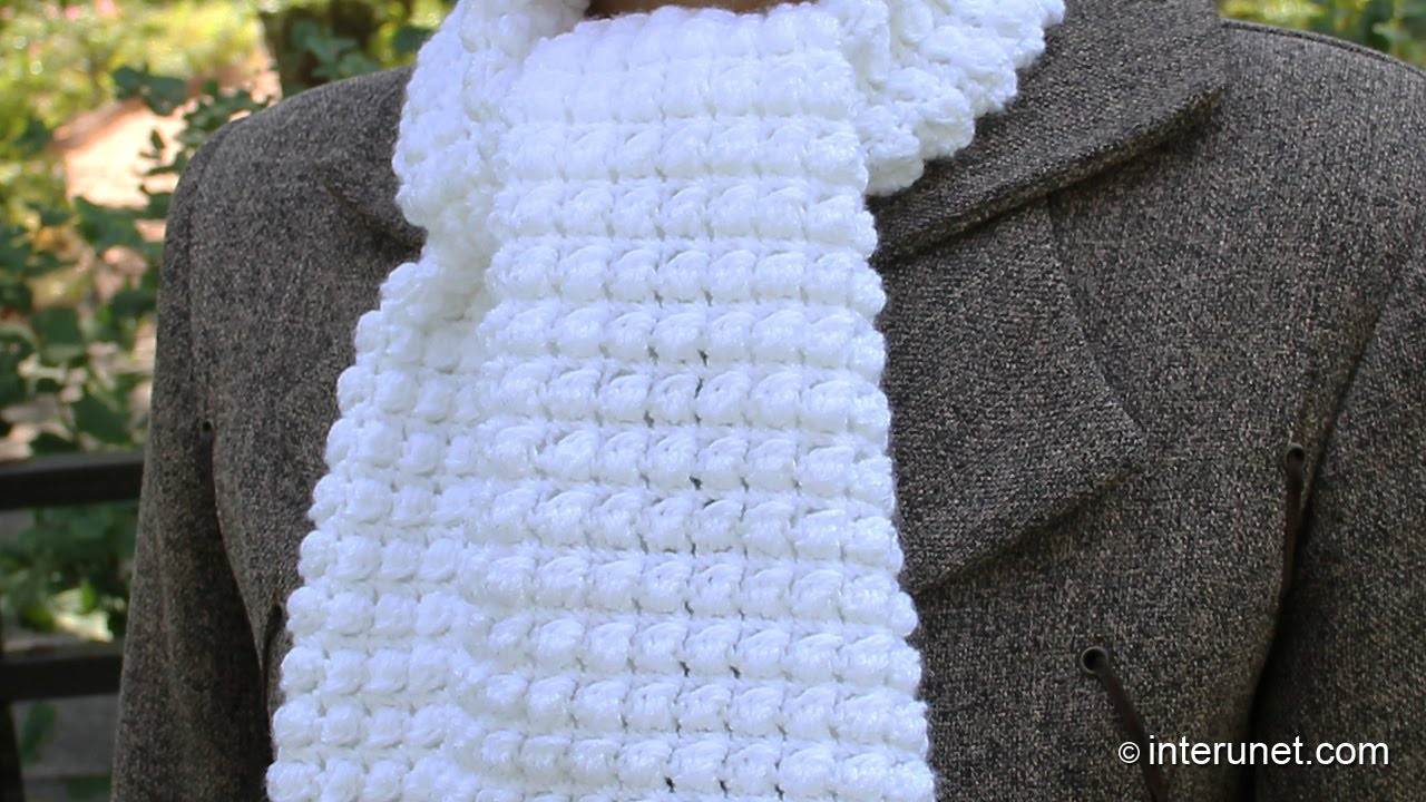 Easy Crochet Scarf Patterns New Easy Crochet Pattern for Scarf Of Attractive 42 Ideas Easy Crochet Scarf Patterns
