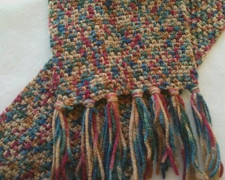 Easy Crochet Scarf Patterns New Easy Free Crochet Scarf Patterns Beginners Dancox for Of Attractive 42 Ideas Easy Crochet Scarf Patterns