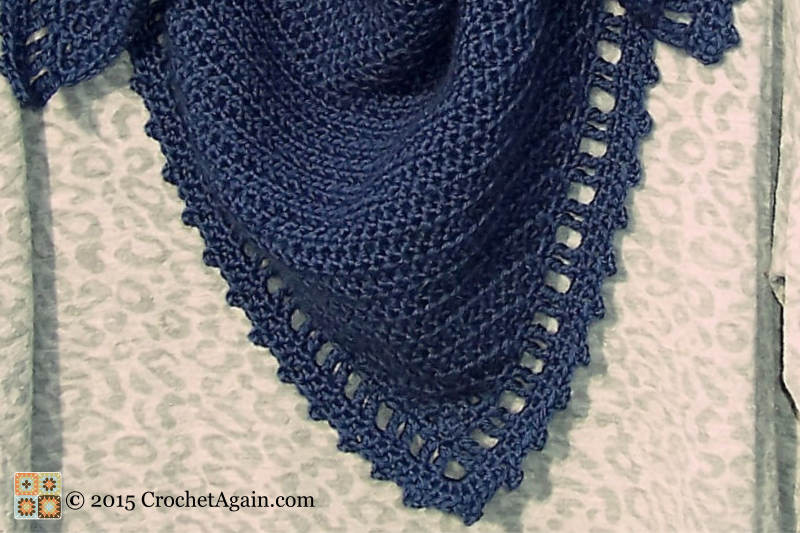 Easy Crochet Shawl Fresh A Simple Crochet Shawl – Crochet Again Of Beautiful 40 Models Easy Crochet Shawl