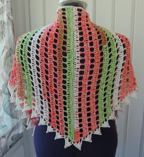 Easy Crochet Shawl Fresh Simple Knits Zipper Shawl to Crochet Of Beautiful 40 Models Easy Crochet Shawl