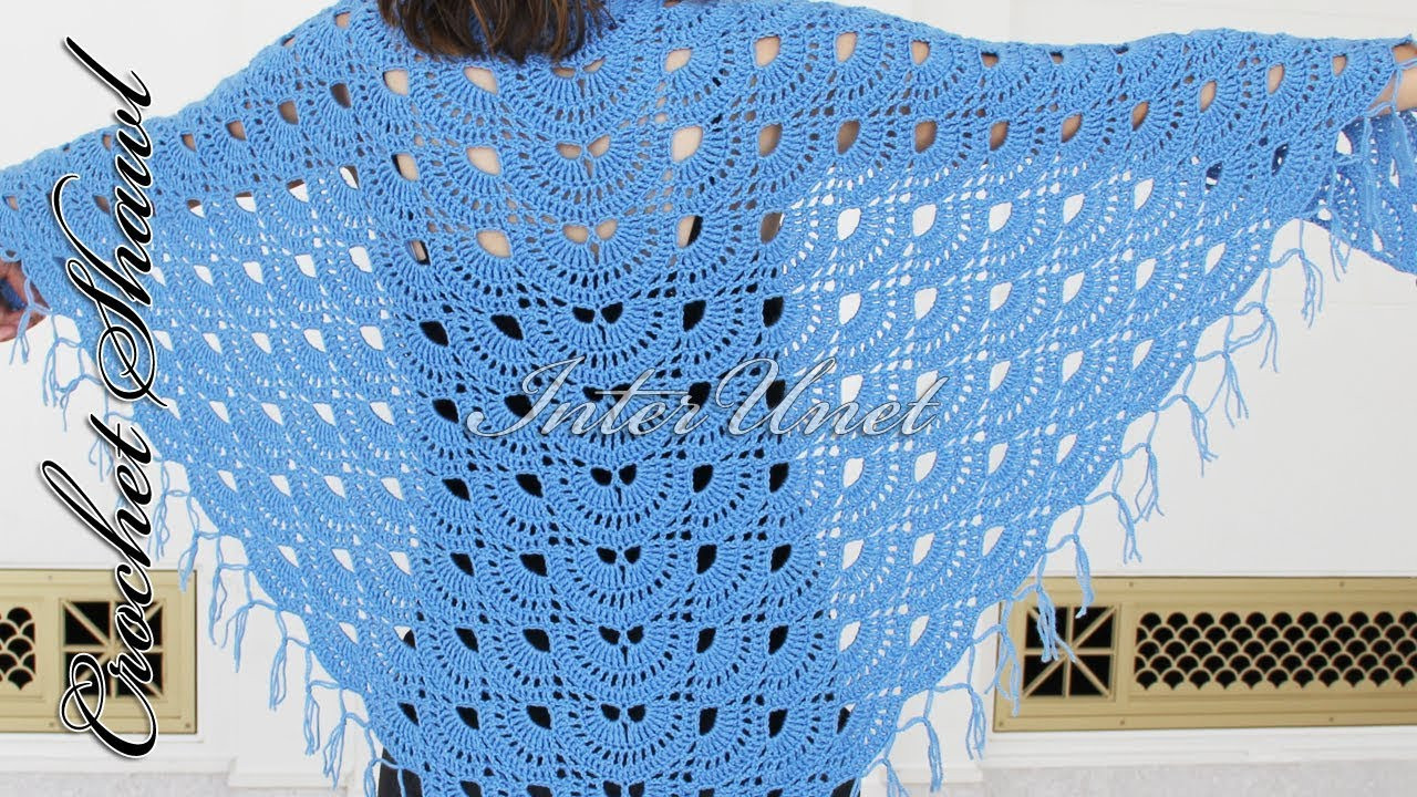 Easy Crochet Shawl Pattern Best Of Shawl Crochet Pattern A Simple Project to Learn How to Of Adorable 42 Pics Easy Crochet Shawl Pattern