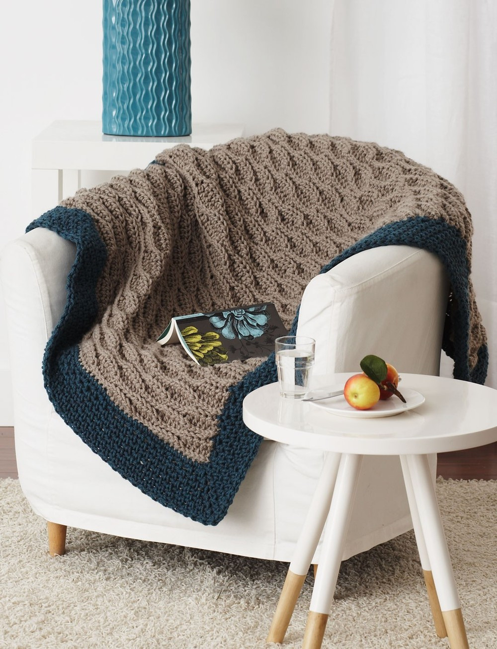 Easy Crochet Throw Patterns Beautiful Make It Quick Afghan Of New 47 Pictures Easy Crochet Throw Patterns