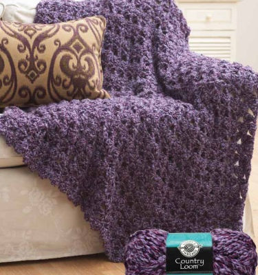 Easy Crochet Throw Patterns Lovely Lady Anne S Cottage Crochet Cluster Afghan Pattern Of New 47 Pictures Easy Crochet Throw Patterns