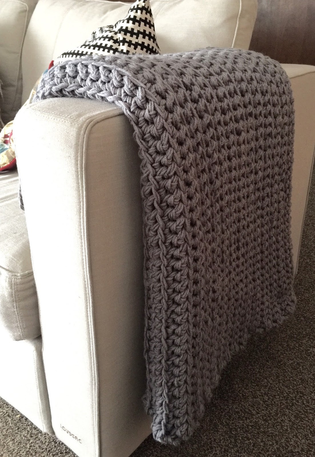 Easy Crochet Throw Patterns Luxury Easy Crochet Afghan Iknits Of New 47 Pictures Easy Crochet Throw Patterns