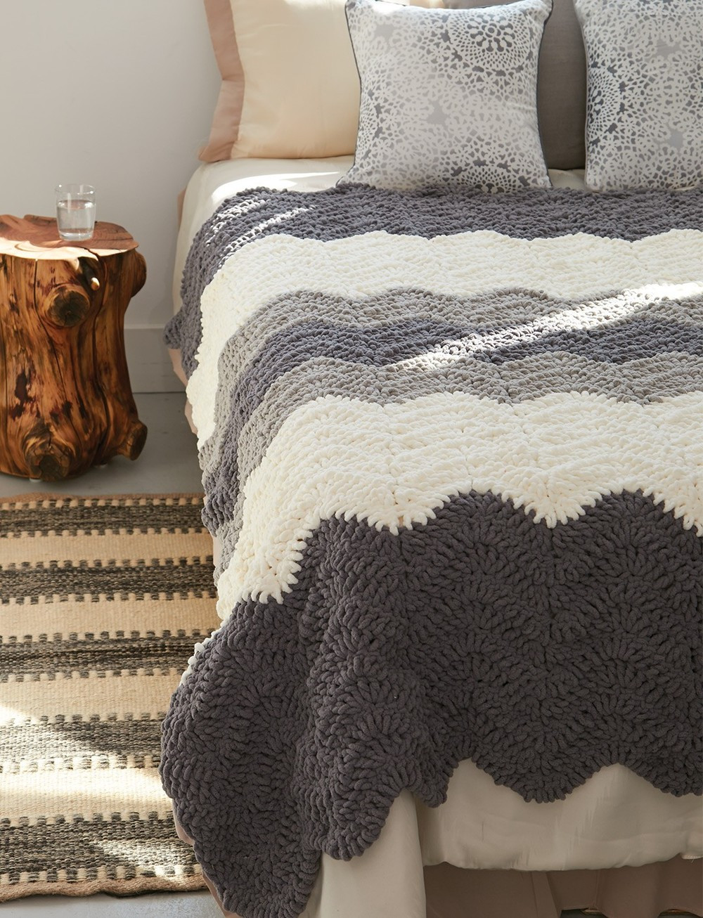 Easy Crochet Throw Patterns Unique Easy Everyday Crochet Blanket Of New 47 Pictures Easy Crochet Throw Patterns
