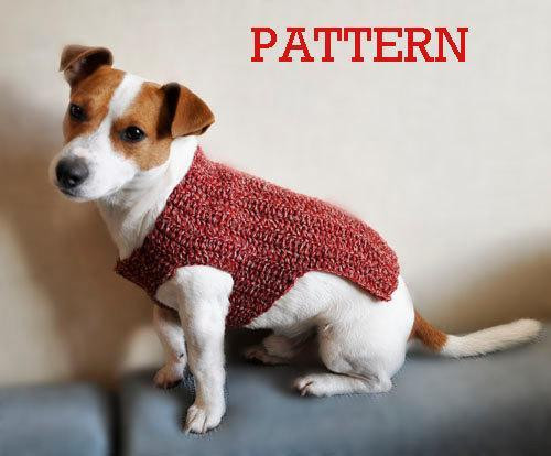 Easy Dog Sweater Crochet Pattern New Crochet Dog Sweater Patterns You & Your Pup Will Love Of Marvelous 43 Models Easy Dog Sweater Crochet Pattern