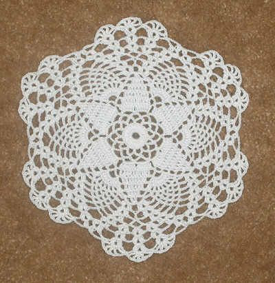 Easy Doily Pattern Awesome Easy Crochet Dollies Patterns Of Amazing 41 Pictures Easy Doily Pattern