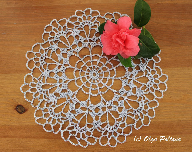 Easy Doily Pattern Beautiful Lacy Crochet Small Doily Free Vintage Pattern Of Amazing 41 Pictures Easy Doily Pattern