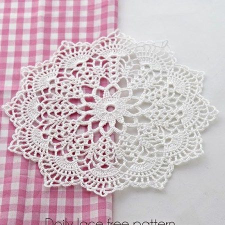 Easy Doily Pattern Fresh Revive Vintage Crochet with Free Crochet Doily Patterns Of Amazing 41 Pictures Easy Doily Pattern