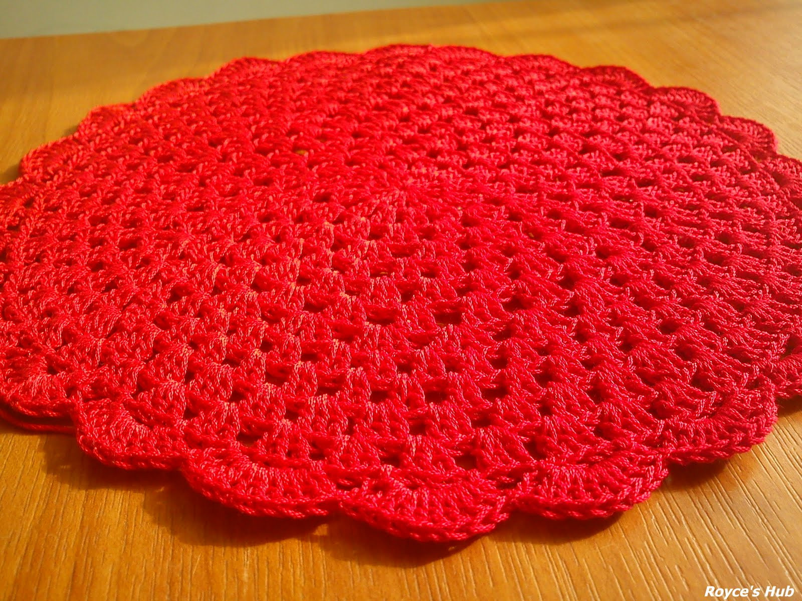 Easy Doily Pattern Fresh Royce S Hub Simple and Elegant Crochet Doily Of Amazing 41 Pictures Easy Doily Pattern