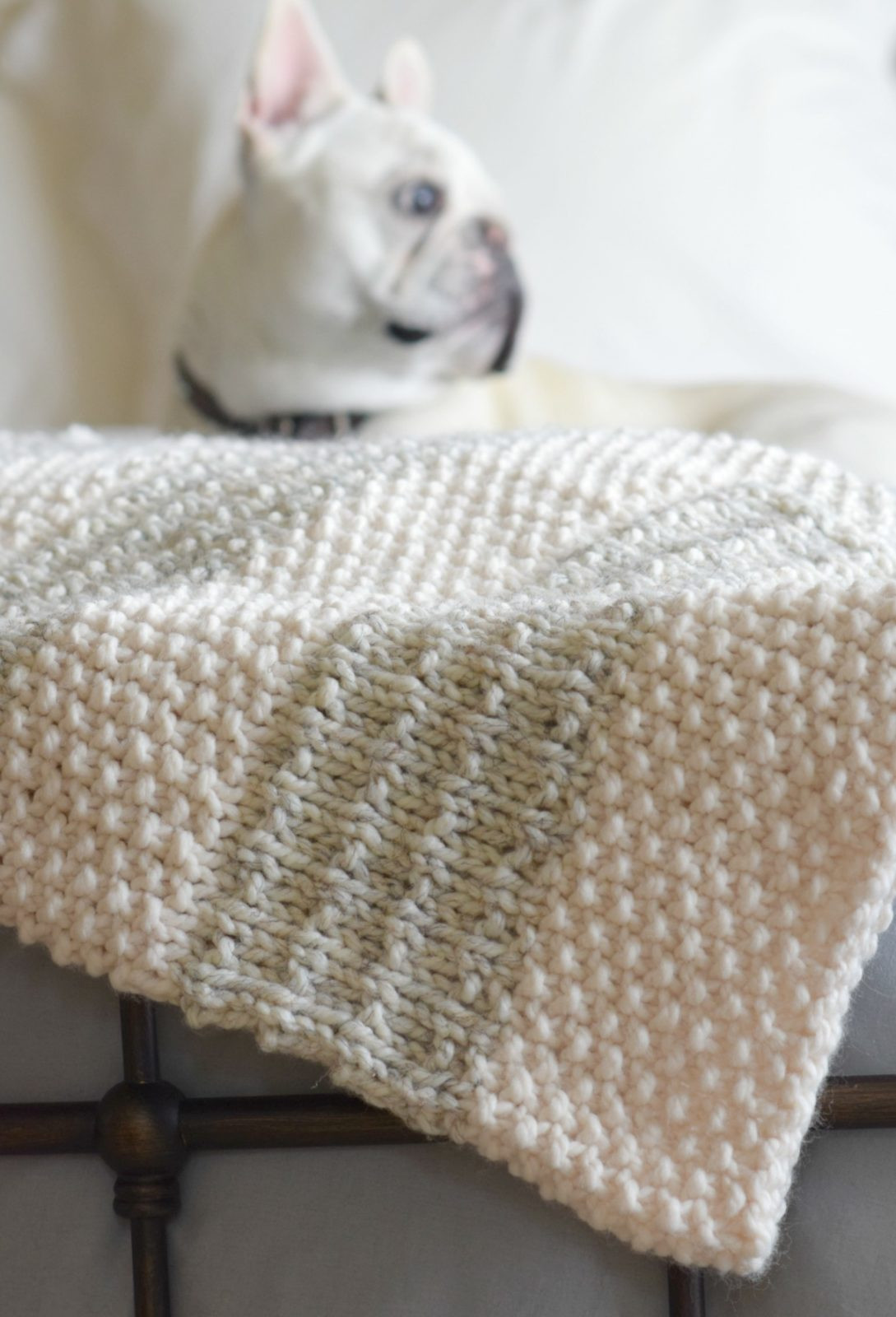 Easy Knitting Patterns Awesome Easy Heirloom Knit Blanket Pattern – Mama In A Stitch Of Superb 44 Ideas Easy Knitting Patterns
