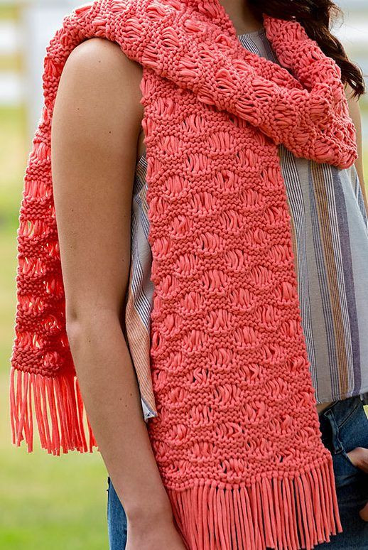 Easy Scarf Knitting Patterns Fresh 351 Best Images About Knitting Patterns Free On Pinterest Of Attractive 48 Ideas Easy Scarf Knitting Patterns