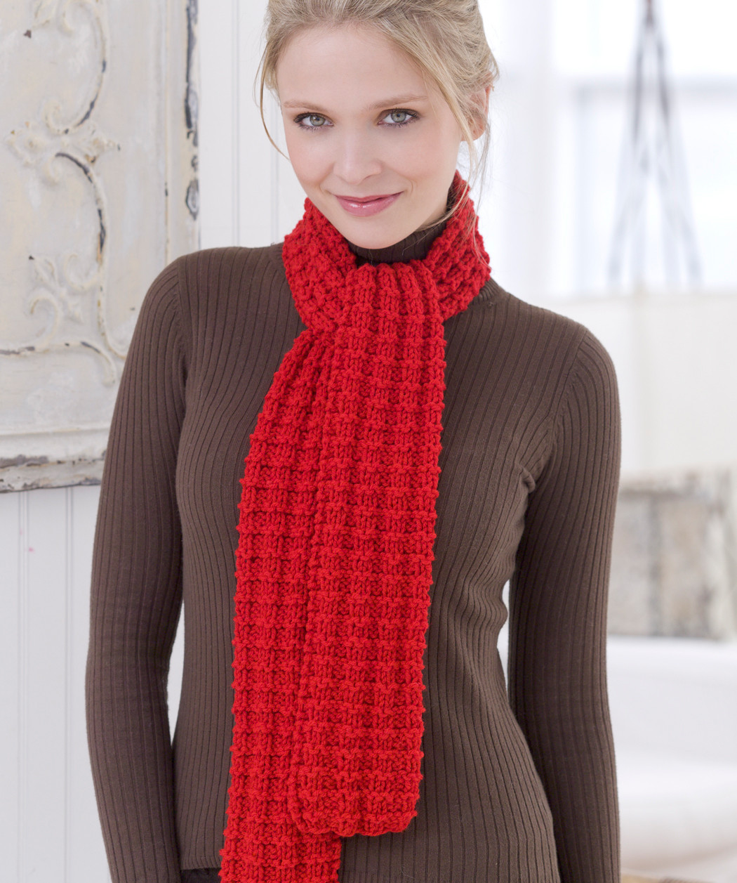 Easy Scarf Knitting Patterns Luxury Simple Knit Scarf Patterns Of Attractive 48 Ideas Easy Scarf Knitting Patterns