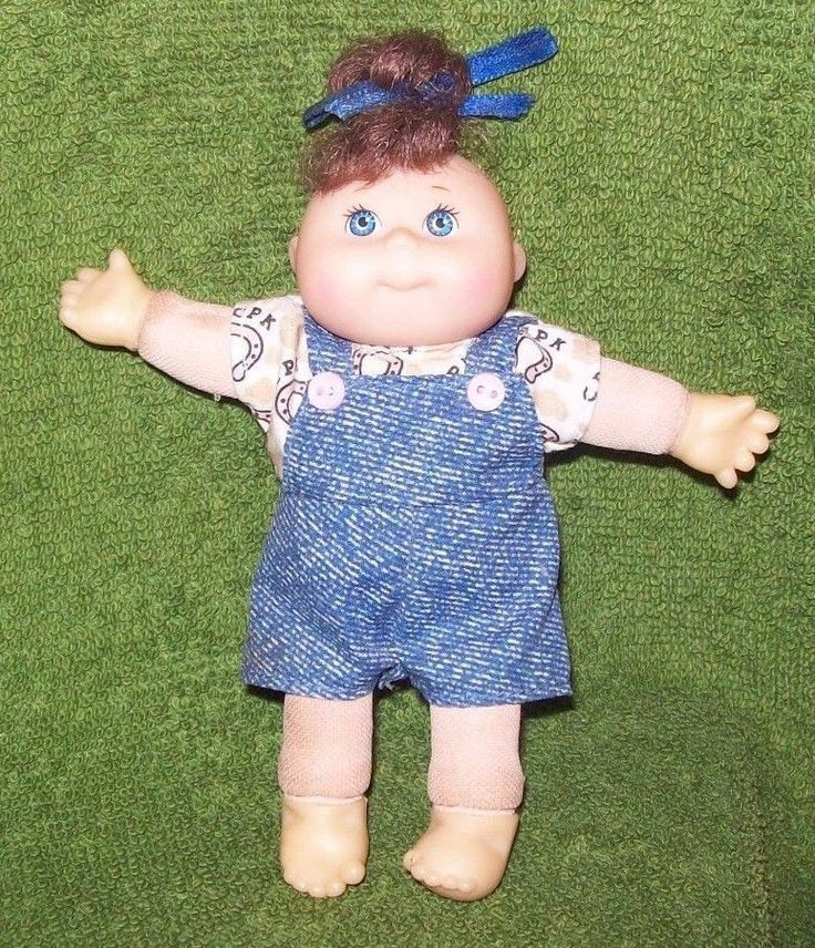 10 Best images about Cabbage Patch Mini Kids Mini on